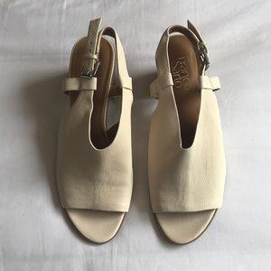 Franco Sarto Block Heel Sandals